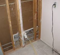 electrical how can i add two bathroom receptacles behind and