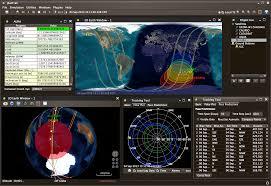 jsattrak java satellite tracker by shawn gano