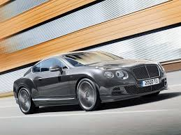 the new and improved 2014 bentley continental gt speed