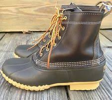 s insulated boots size 9 l l bean waterproof rubber boots for ebay