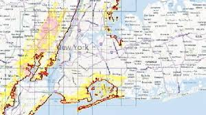 Westchester County Map New Fema Maps Put 35 000 More Nyc Area Buildings In Flood Zones