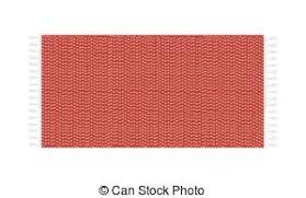 Red Carpet Rug Clipart Vector Of Rag Rug Red Blue Vintage Carpet Rag Rug Red
