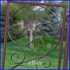 wedding arbor ebay metal garden arbor home outdoor plant flower stand planters gate