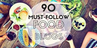 90 incredible food blogs you must follow in 2017