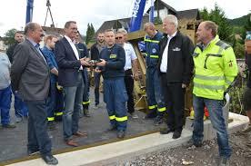Thw Baden Baden In Gemeinsamer Aktion Brückenbau über Den Harmersbach Erfolgreich