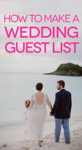 Guest List Spreadsheet Template Wedding Guest List Worksheet Wedding Guest List Template Wedding