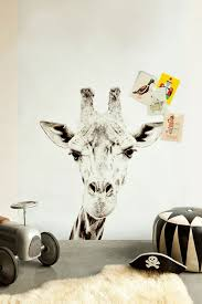 giraffe magnetic wallpaper kids u0027 bedroom ideas childrens room