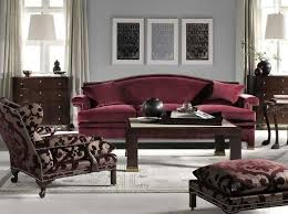 bold and modern burgundy furniture creative ideas burgundy leather