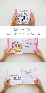 make a sweet and thoughtful kid made mother u0027s day book with 12
