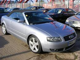 audi a4 convertible s line for sale used audi a4 2005 silver colour diesel 2 5 tdi 163 s convertible