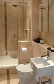 light brown bathroom ideas chrome handle bar on the top square
