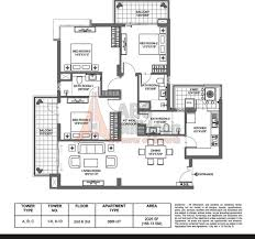 dlf new town heights floor plan m3m merlin floor plan floorplan in