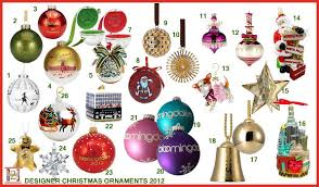 designer ornaments 2