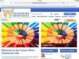 Color Blindness In Children 13 Best Color Blindness Images On Pinterest Will Have A Young