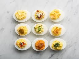 deviled egg dishes deviled eggs recipes food network food network