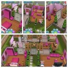 Sims Freeplay House Floor Plans A Layout Found Online To Give Ideas For Building The Sims Houses