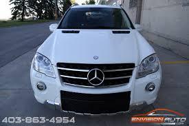 2009 mercedes benz ml63 amg envision auto calgary highline