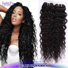 Mongolian Curly Hair Extensions by Human Hair Weave Seamless Curly Indian Remy Hair