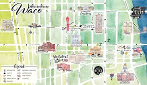 map waco road trip to waco here s some great tips for where to park what