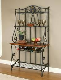 Bakers Rack With Doors No Place Like Our Home The Heart Of The Home Bakers Rack Ideas
