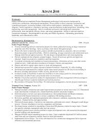 resume example download project management resume examples template senior project manager resume example download vinodomia