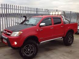 2006 toyota hilux monster truck d c 2 5 d4 d invincible manual 4x4