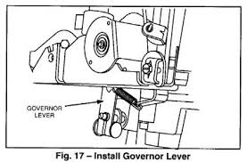 solved i need the linkage diagram for a 20 hp briggs and fixya