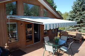 Deck Awning Enchanting Awnings For Patio With Retractable Deck Awnings And