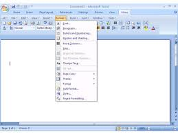 format download in ms word 2013 microsoft word