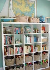 Bookcase With Baskets Bookshelf Styling 101
