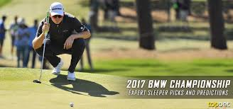 bmw golf chionships 2017 bmw chionship expert sleeper picks and predictions