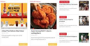 code promo cuisin store mcdonald s voucher code 50 june 2018 look picodi malaysia
