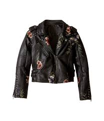 youth motorcycle jacket blank nyc kids clothing girls shipped free at zappos