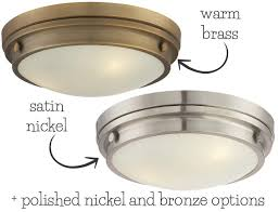 Flush Mounted Lighting Fixtures by Best Flush Mount Ceiling Lighting My 10 Faves From Inexpensive