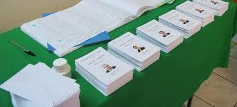 bureaux de vote elections algériennes ambiance bon enfant au bureau de vote 94