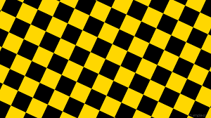 photo collection square black and yellow wallpaper