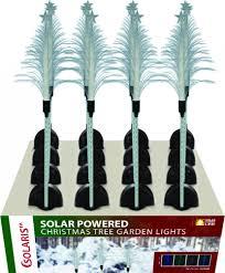 solar powered christmas tree garden lights horseloverz