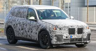 kereta bmw x6 spyshots g07 bmw x7 now seen testing on road