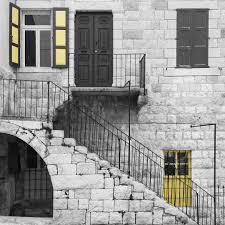 yellow lebanon house oldhouse abandonedworld wanderlust