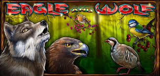 casino technology eagle and wolf
