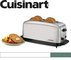 Cuisinart Toaster 4 Slice Cuisinart Toaster Cpt 90 Series User Guide Manualsonline Com