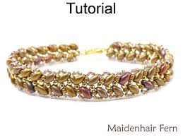 beads bracelet tutorials images Super duo bead patterns beaded bracelet tutorials jewelry jpg