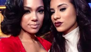 cyn santana hair color top or bottom erica mena reveals her role in her cyns