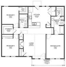 free modern house plans modern house floor plan laferida com