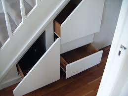 furniture u0026 accessories trying smart storage under stairs under