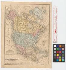Map Of United States Physical Features by Middle America Quiz Worksheet Mapping Geographic Features In