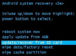 reset samsung ace 3 how to enter samsung galaxy ace 3 in recovery mode tutorials