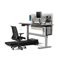 sit to walkstation treadmill desk sit stand or walk the