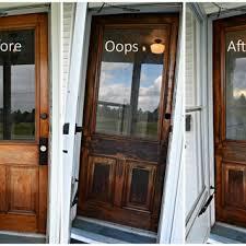 Refinish Exterior Door Refinish Wooden Door Handballtunisie Org