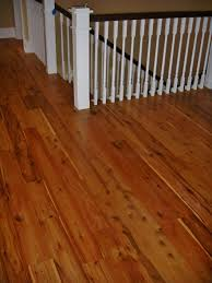 australian cypress hardwood floors finished with 3 coats of